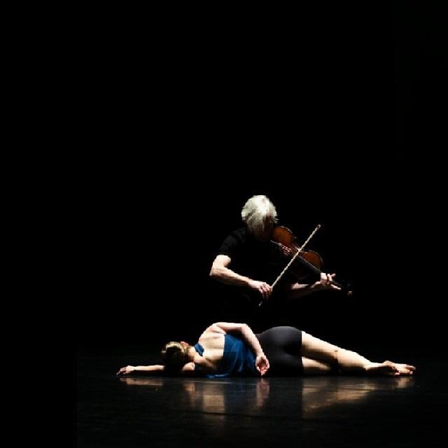Anthony Rapoport & Lisa Emmons. photo: Ashley Sloggett