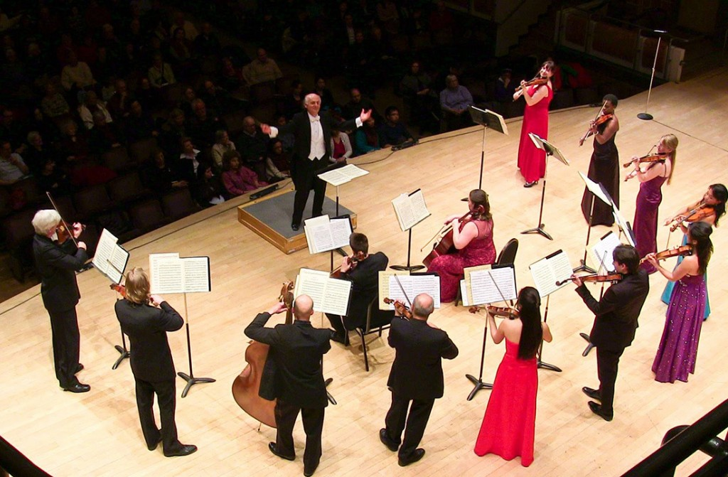 Sinfonia Toronto at Weston Recital Hall
